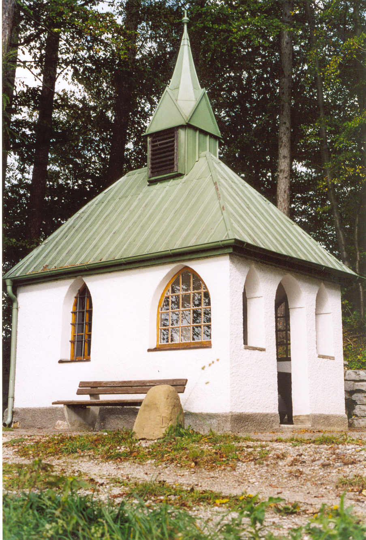 1. Original-Kapelle von Pinswang
